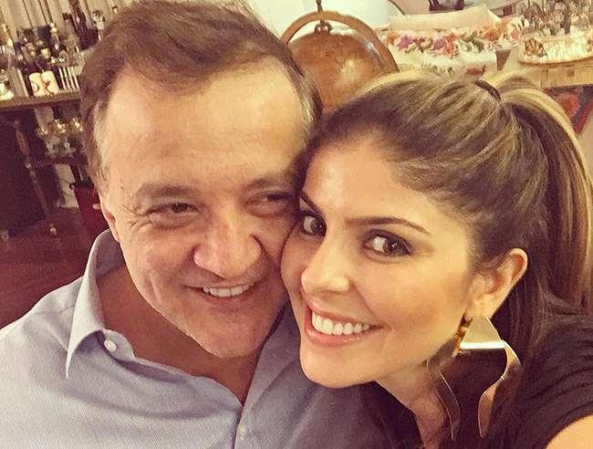 Andressa Mendonça reata com o bicheiro Carlinhos Cachoeira