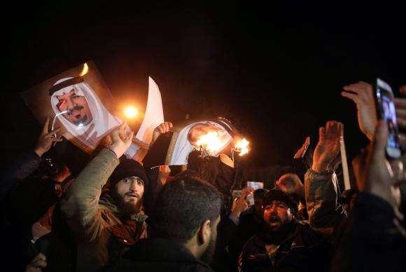 Irã prende 40 suspeitos de ataque contra embaixada saudita em Teerã