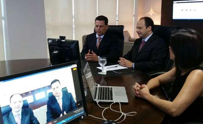 Excedentes da PM serão convocados em novembro, diz Marconi Perillo