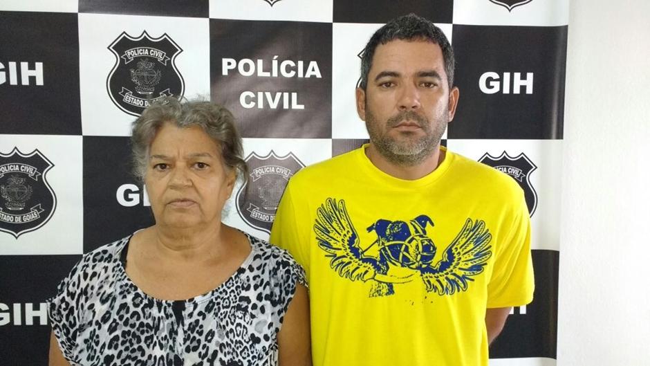 PC prende esposa e filho de homem assassinado há 18 anos