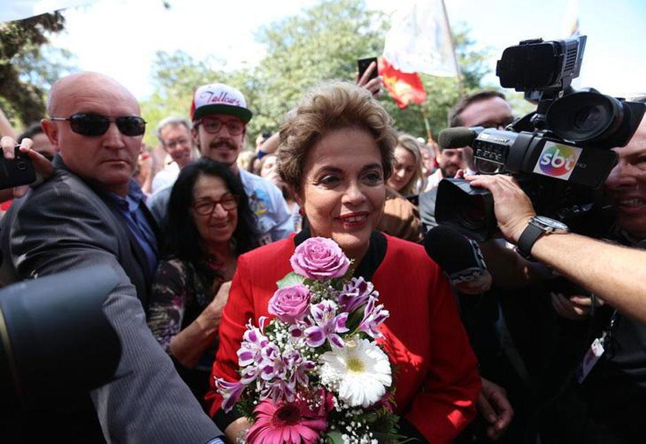 Dilma: é absurdo impedir imprensa de acompanhar votação