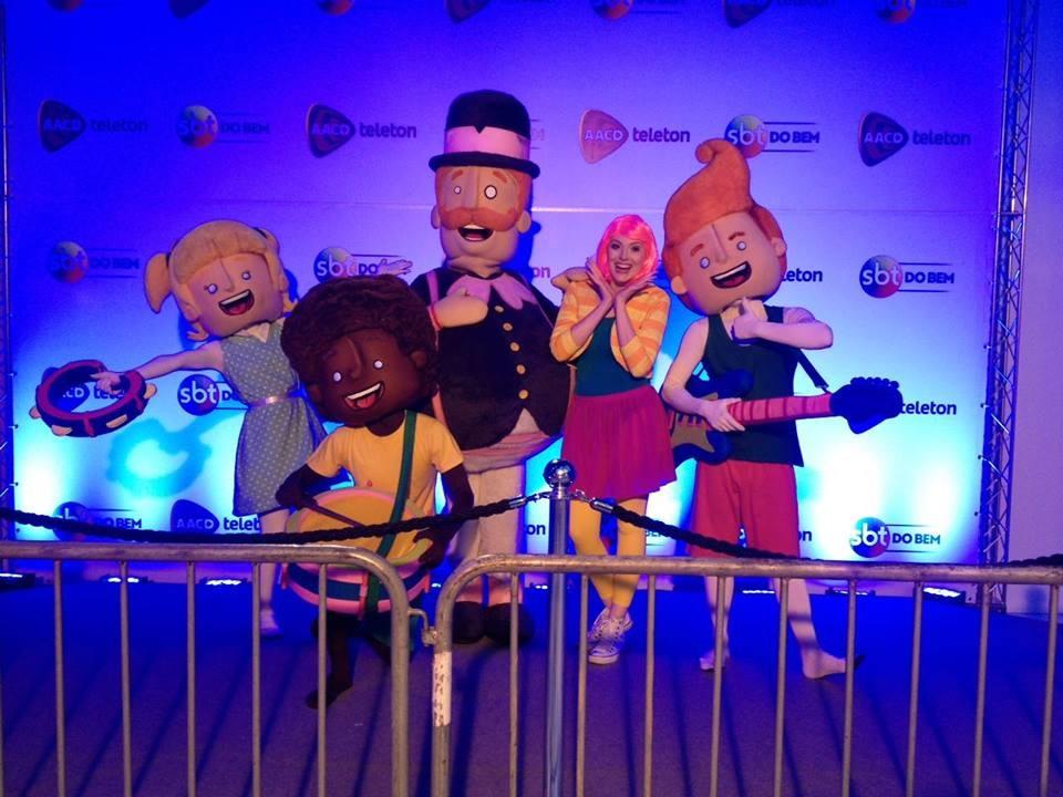 Musical infantil Show do Bita chega a Goiânia
