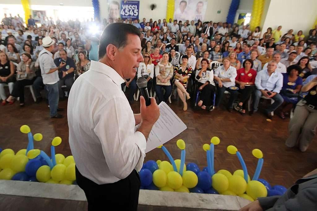Gerentes meritocráticos anunciam apoio à reeleição de Marconi Perillo