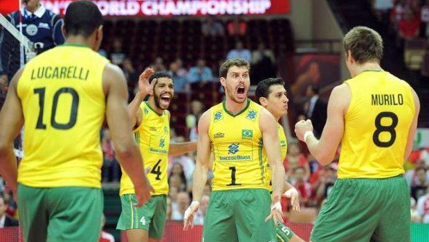 Brasil vence a França e vai à final do Mundial de Vôlei