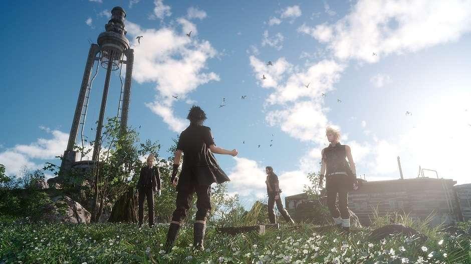 Final Fantasy XV ganha data de lançamento e um monte de novidades
