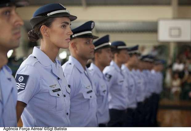 Aeronáutica abre 298 vagas para formação de sargentos