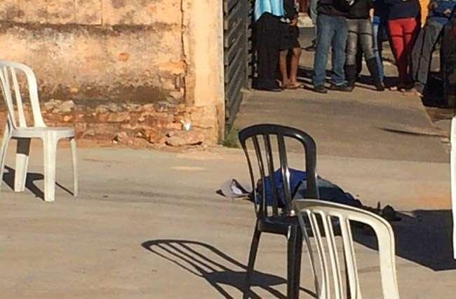 Homem tenta roubar carro de policial e acaba morto, em Goiânia