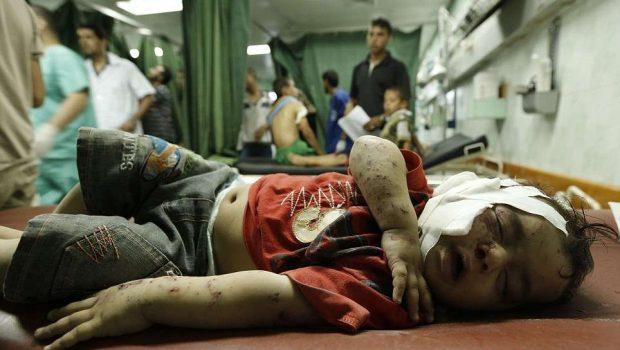 Ataque de Israel mata 20 palestinos em escola da ONU