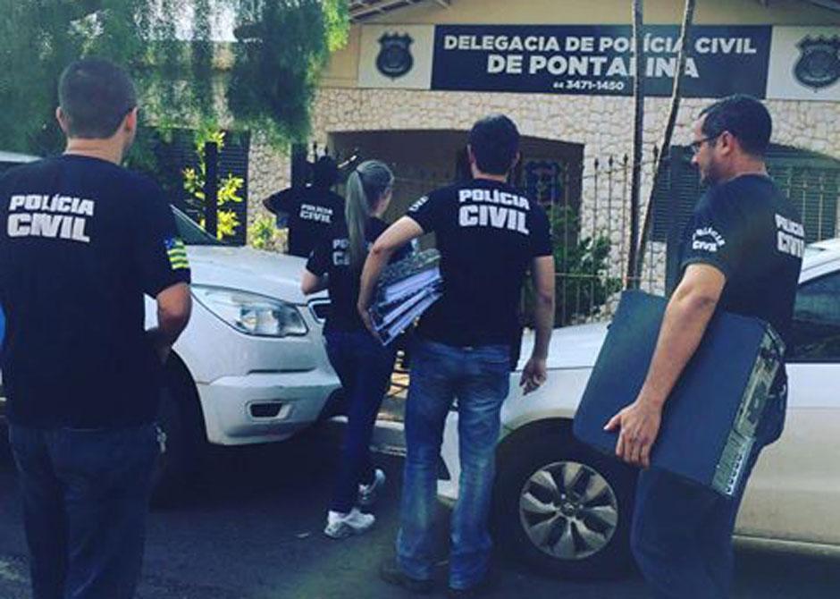 Polícia investiga irregularidades no Hospital Municipal de Pontalina