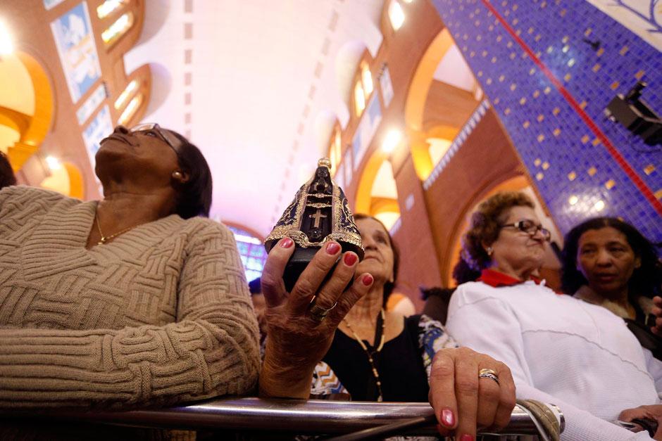 Aparecida espera 163 mil fiéis para a Festa da Padroeira