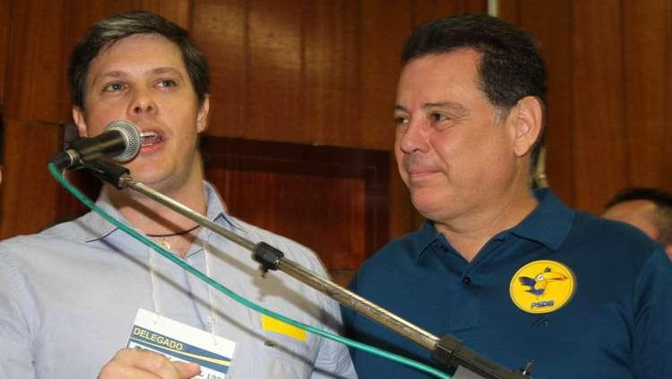 Rafael Louza é o novo presidente do PSDB em Goiânia