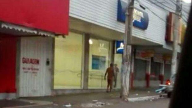 Homem é flagrado andando nu pelas ruas de Anápolis