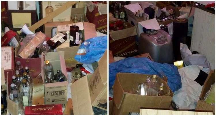 Homens são presos suspeitos de participarem de um esquema de falsificação de bebidas