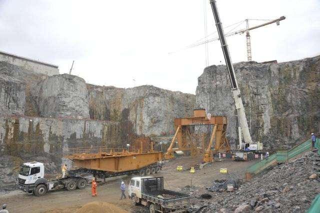 Acidente em canteiro de obras da Usina Belo Monte mata três operários
