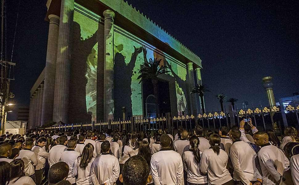 MP recomenda fechamento do Templo de Salomão