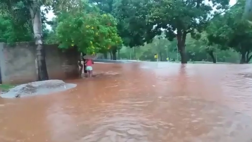 Prefeitura de Goiânia divulga orientações para a população em casos de enchentes