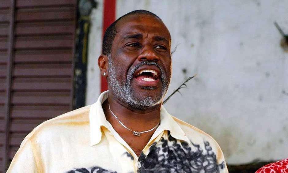 Morre sambista Mário Sérgio, vocalista do grupo Fundo de Quintal