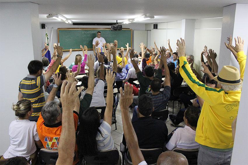 Bancários da rede privada encerram greve em Goiás