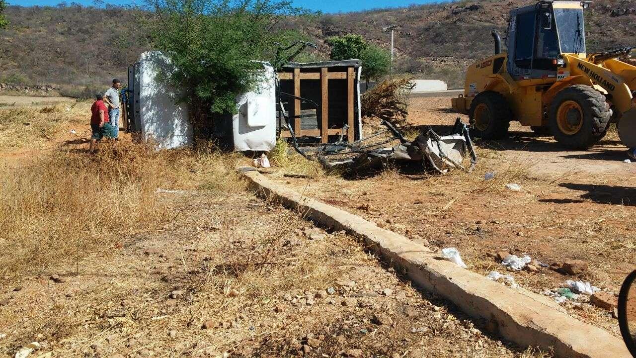 Acidente mata quatro e deixa seis feridos no Ceará