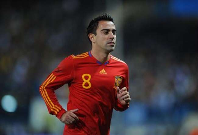 Xavi anuncia aposentadoria da seleção espanhola