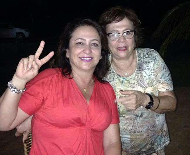 Katia Abreu (PMDB) é eleita senadora por Tocantins