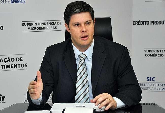 Rafael Lousa é o novo presidente da Juceg