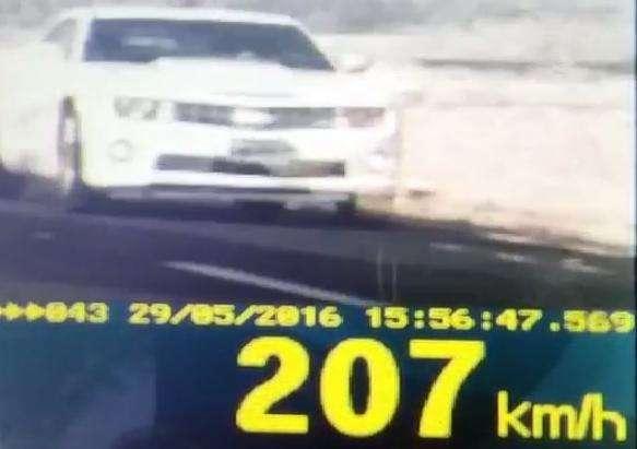 PRF registra mais de 2 mil infrações de trânsito durante o feriado de Corpus Christi em Goiás