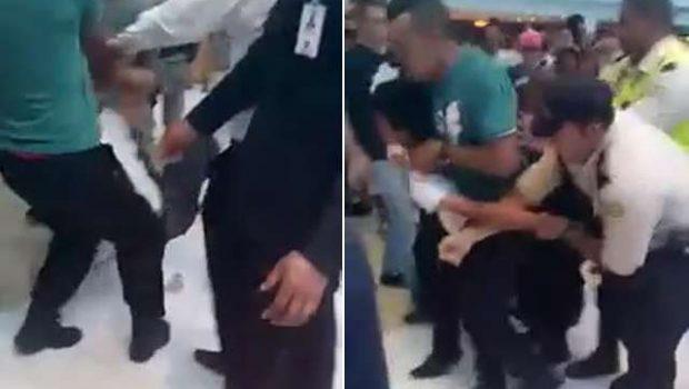 Dois homens são presos e cinco adolescentes apreendidos durante 'rolezinho' em shopping