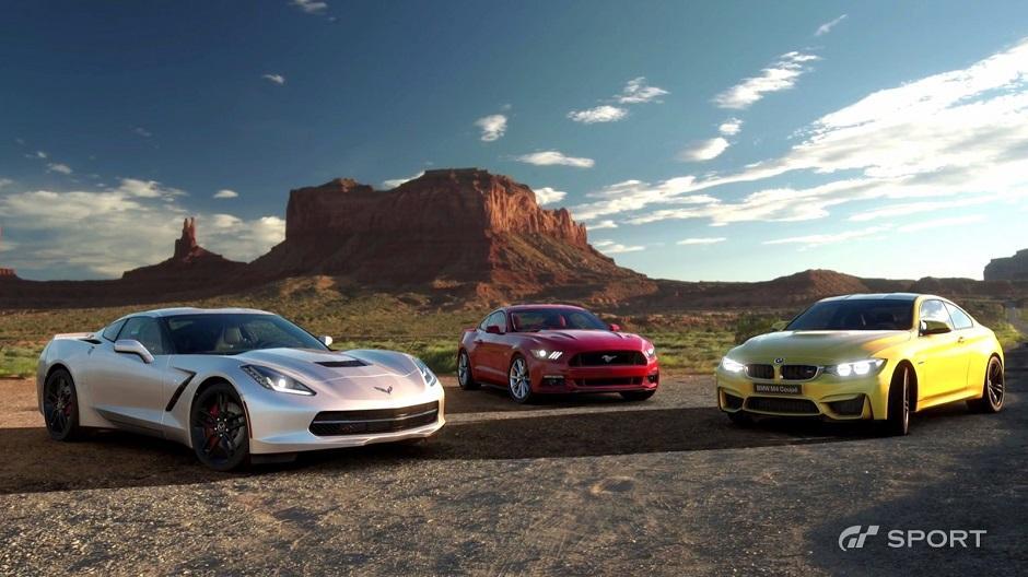 Gran Turismo Sport é adiado