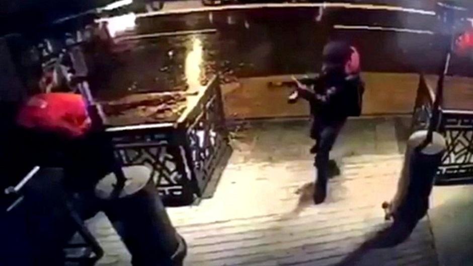 Turquia obtém impressões digitais do atirador responsável por ataque no ano novo