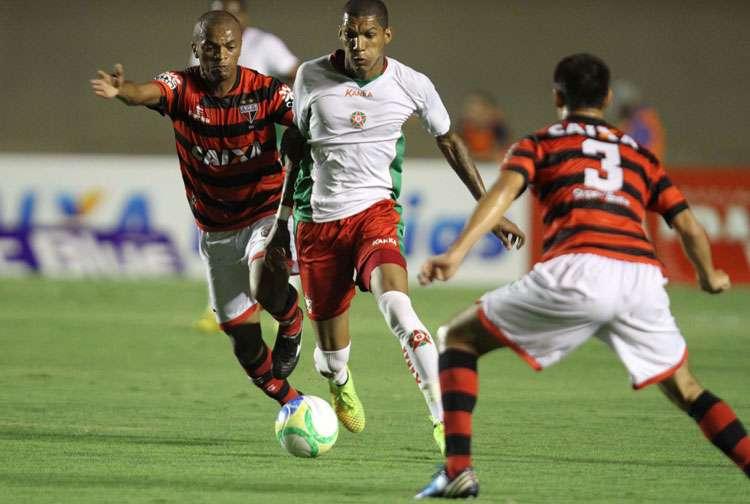 No Serra Dourada, Atlético cai para Boa Esporte por 3 a 0 e perde 4ª seguida