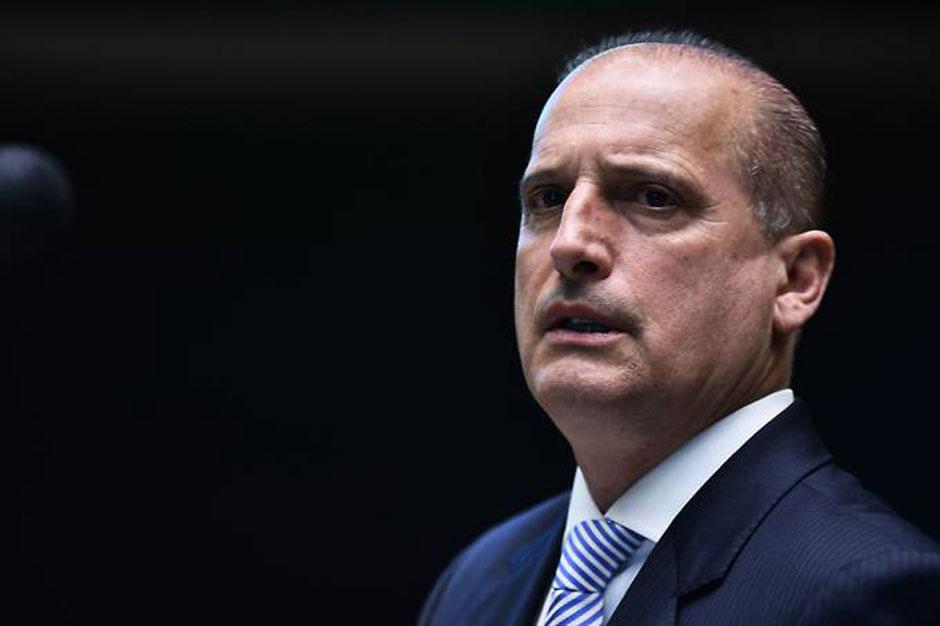 Lorenzoni confia que parecer do pacote anticorrupção não terá grandes mudanças