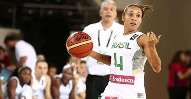 Seleção feminina perde segunda no Mundial de Basquete