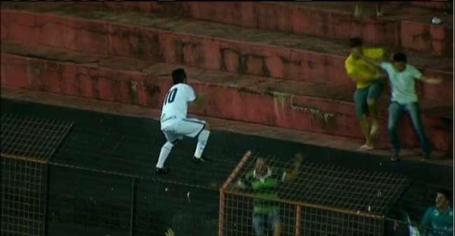 Em Recife, Goiás marca no final e derrota Sport