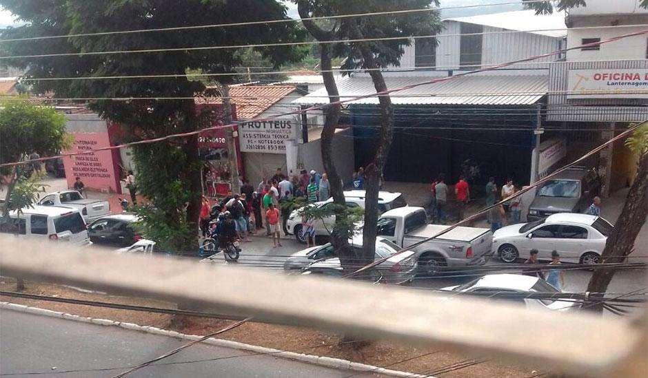 Homem é morto a tiros na Avenida Independência, em Goiânia