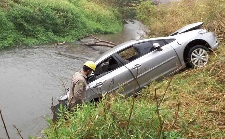 Quatro pessoas de uma mesma família morrem em acidente próximo a São Francisco de Goiás