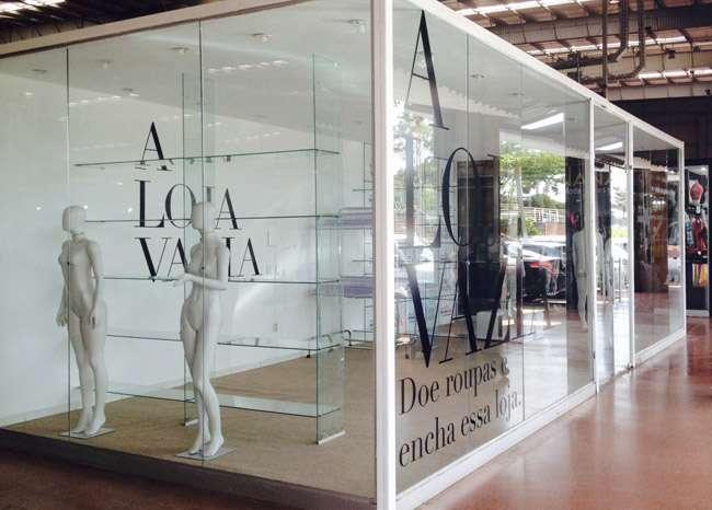 Loja Vazia abre as portas no Shopping Estação Goiânia