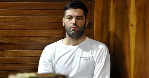 Tiago Henrique confessa homicídio em júri pela primeira vez