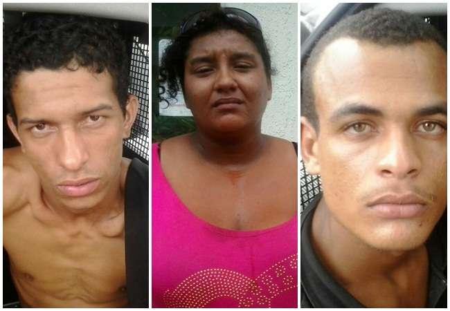 Dois homens e uma mulher são presos suspeitos de matar homem e abandonar corpo no Jardim Botânico