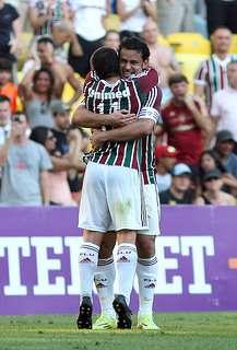 Fluminense goleia Sport e fica em paz com torcida