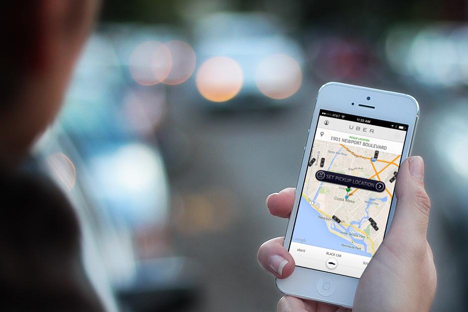 Uber é processado em US$ 5 milhões nos EUA
