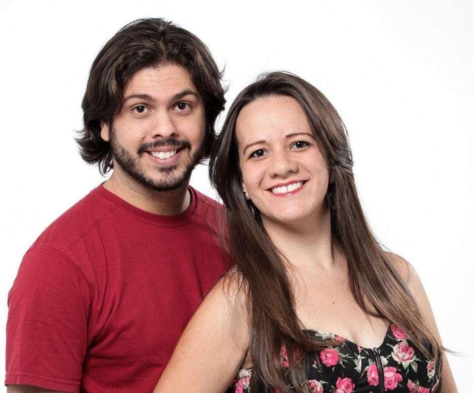 Criss Paiva e Davi Mansour apresentam stand up Humor à Primeira Vista
