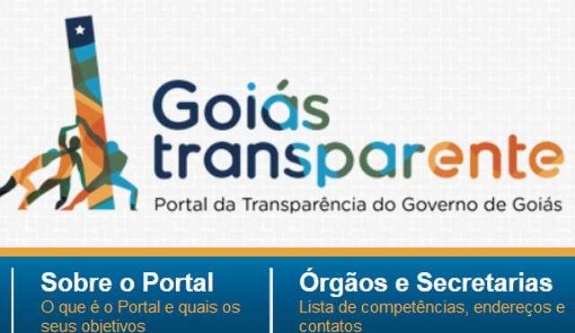Controladoria divulga nota sobre o Portal de Transparência do Governo