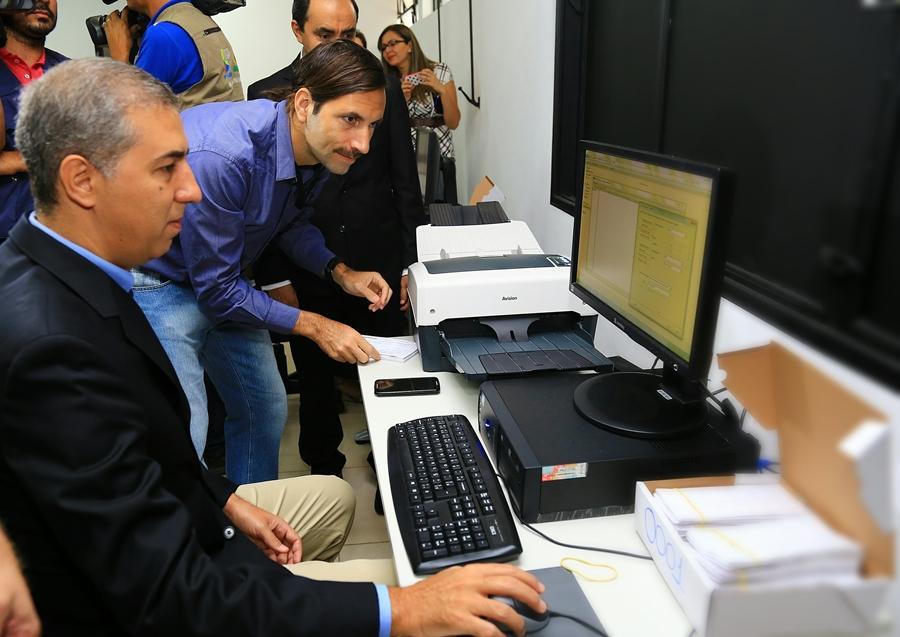 Governo cria banco de dados digitais