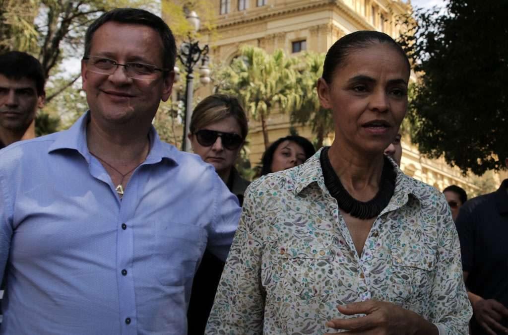 Marina: PSDB e PT têm pontos vagos; nós temos programa