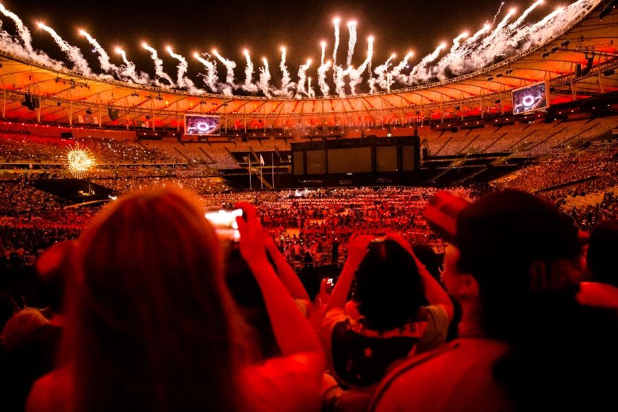Palco da Rio 2016, Maracanã tem futuro com incertezas