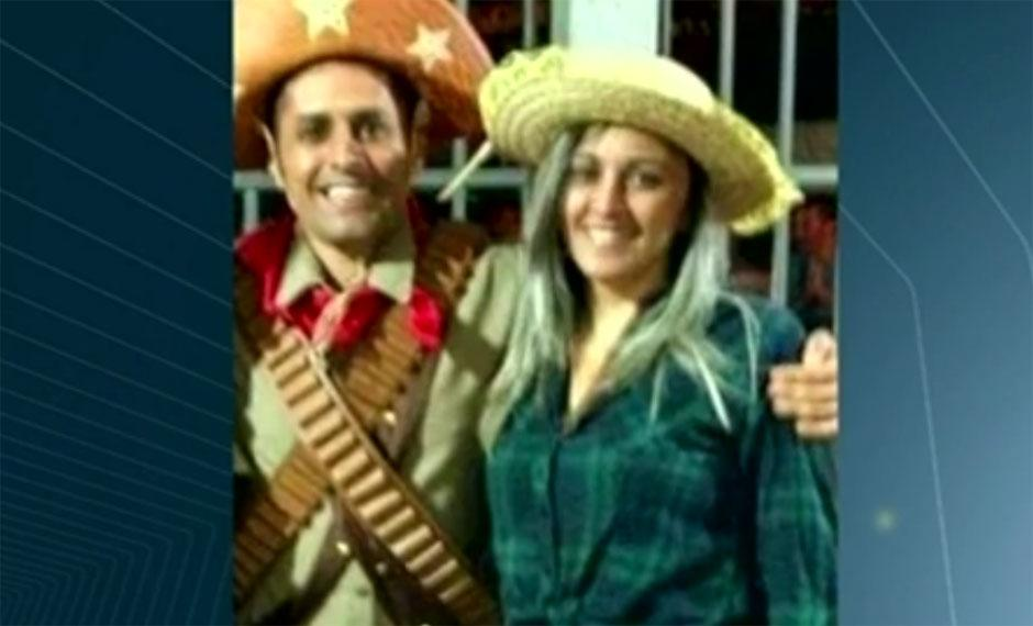 Polícia Civil procura ex-PM suspeito de matar casal de professores em Águas Lindas