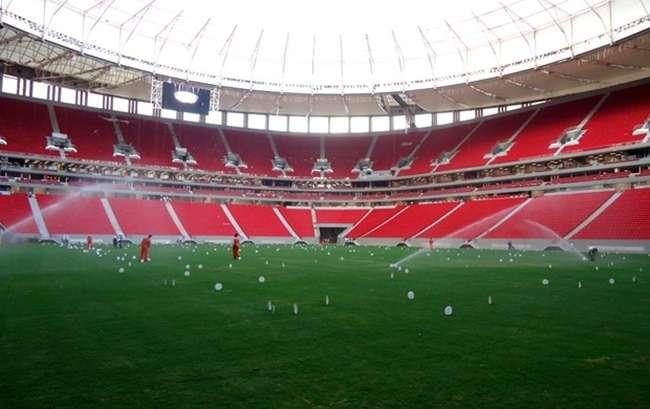 Atlético vende mando e enfrenta o Vasco em Brasília