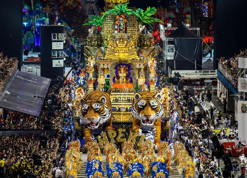 Império de Casa Verde é campeã do Carnaval 2016 de São Paulo