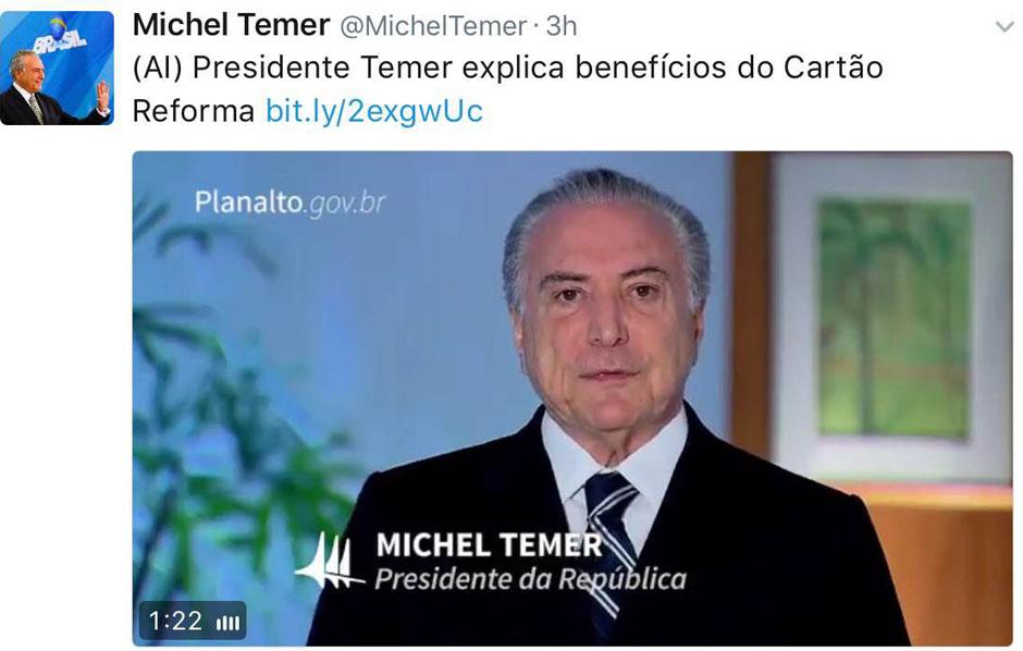 Criado por Marconi, Cheque Mais Moradia será implantado por Temer em todo o Brasil
